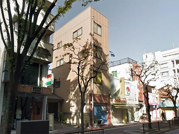福岡市南区高宮3丁目住居付店舗ビル