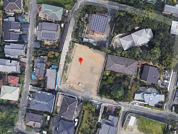 福岡市中央区平尾浄水町土地