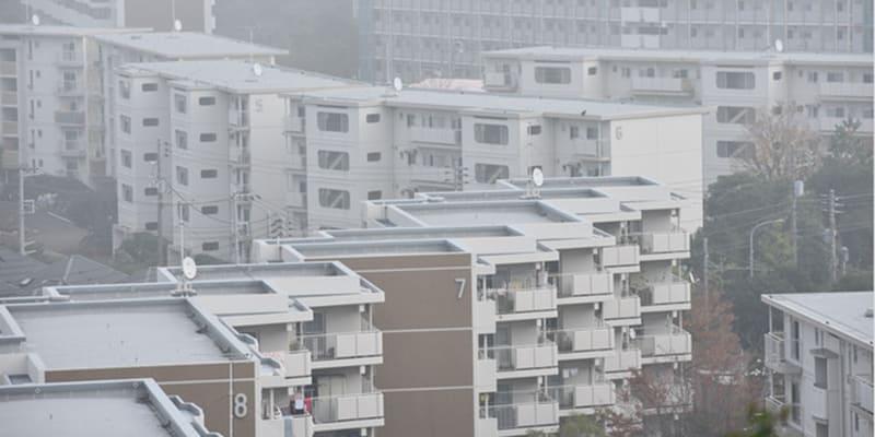今後は積立金に不安のあるマンションも増加する